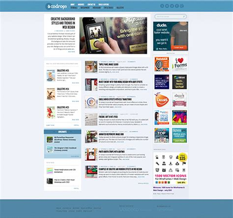 designer blogs 25 awesome responsive designs top digital agency