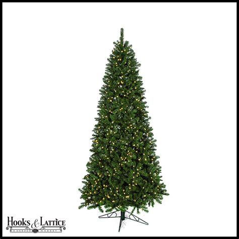 10 ft trees artificial 10 ft pre lit pine artificial tree w