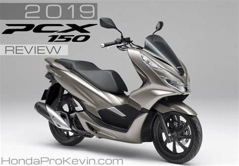 Pcx 2018 Spec by 2018 Honda Pcx150 Scooter Ride Review Specs Mpg