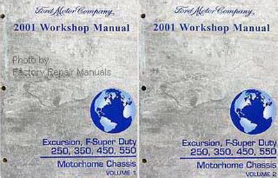 2001 ford excursion manual download 2001 ford f250 f350 f450 f550 super duty truck excursion factory shop service manual set new