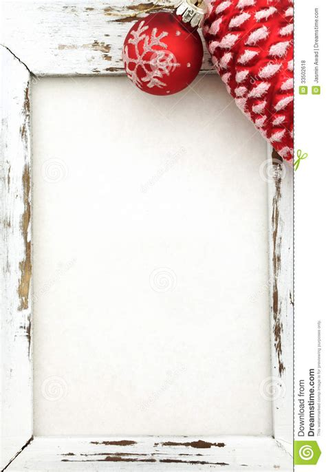 frame decorations wood frame with decoration royalty free stock