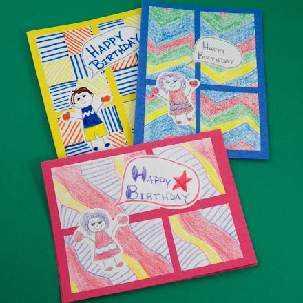 how to make personalized cards four patch birthday cards cards for to make
