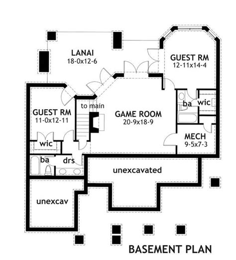 small house floor plans with basement merveille vivante small 2259 3 bedrooms and 2 5 baths