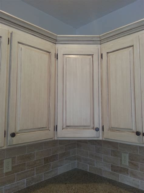 Painting Old Kitchen Cabinets Color Ideas diy cabinet painting and restaining the magic brush inc