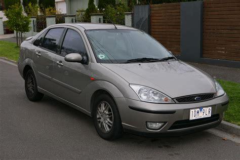 2003 Ford Focus Mpg by Ford Focus Estate Ghia 06