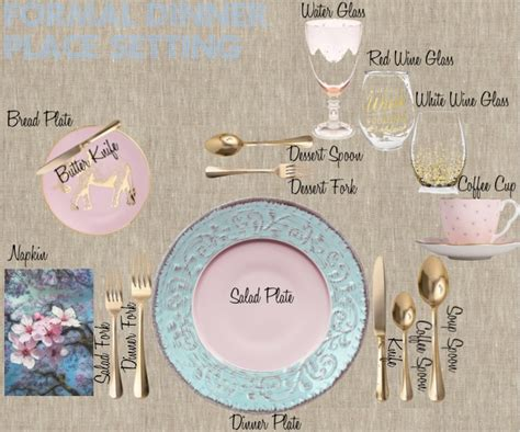 formal dinner setting 10 steps to create a formal table setting decoholic