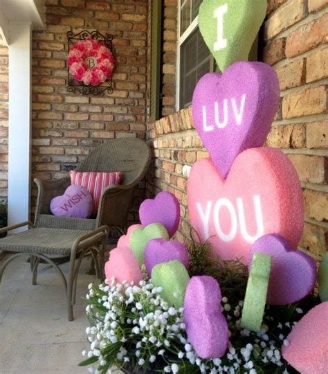 s day outdoor decorations 25 creative outdoor d 233 cor ideas digsdigs