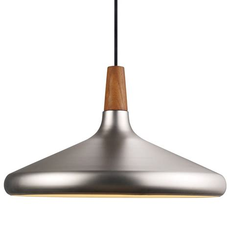 Fitting Ceiling Light by Float 39 Pendant Brushed Steel Lighting Direct