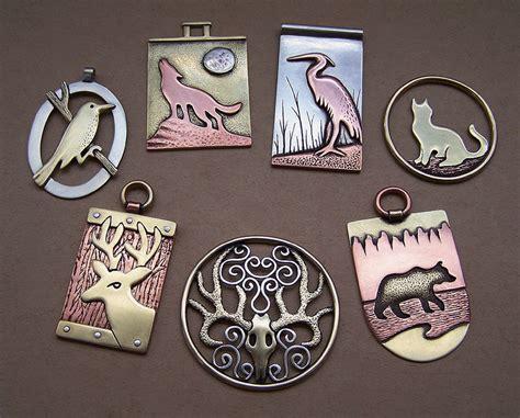 jewelry metal work mixed metal jewelry 4 by astalo on deviantart