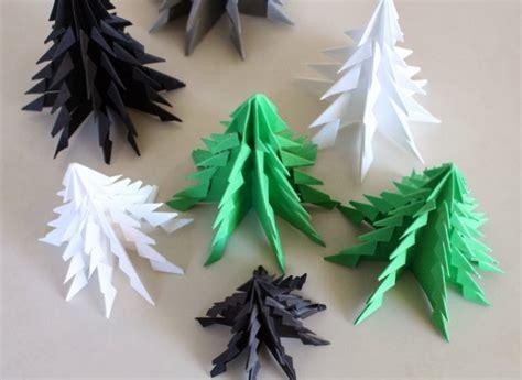 bastelanleitung weihnachtsbaum tannenbaum falten bastelanleitung wunschfee