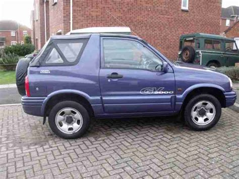 2000 Suzuki Vitara by Suzuki Grand Vitara Gv 2000 4x4 Offroad Car For Sale