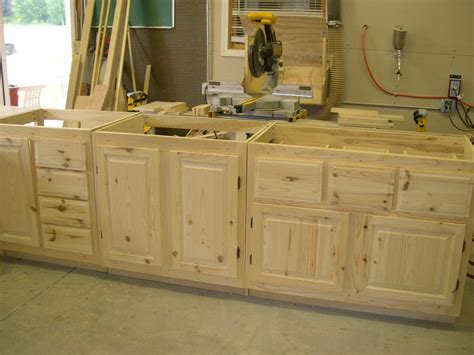 What Are Kitchen Cabinets Made Of handmade knotty pine cabinets by pureamerican creations