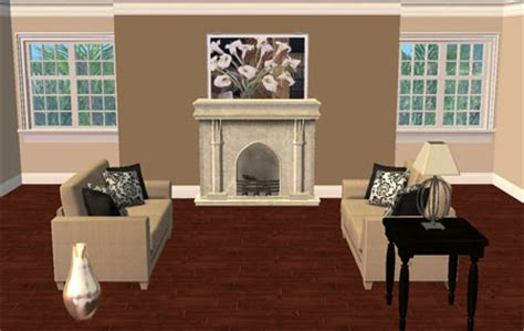 behr paint colors pecan sandie mod the sims collection of brown walls inspired by behr