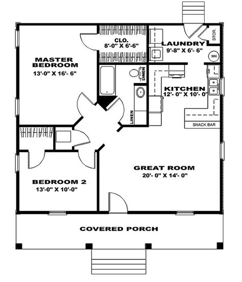 two bedroom house floor plans house plans 2 bedroom 2 bath homes floor plans