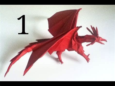 origami ancient origami ancient tutorial satoshi kamiya part 1