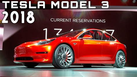 Electric Motor Specs by New Tesla Model 3 Electric Car Price Specs