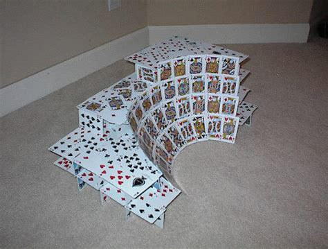 how to make a house of cards card houses