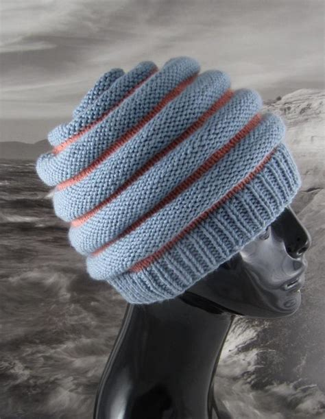 striped knitting pattern stripe beehive hat by madmonkeyknits knitting pattern