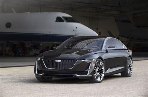 Cadillac Concept cadillac escala concept photos specs reveal gm authority