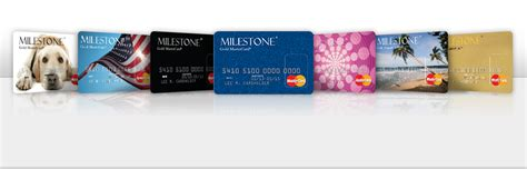 make your own credit card free milestone card milestone gold mastercard