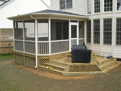 shed roof porch modern shed roof screened porch plans