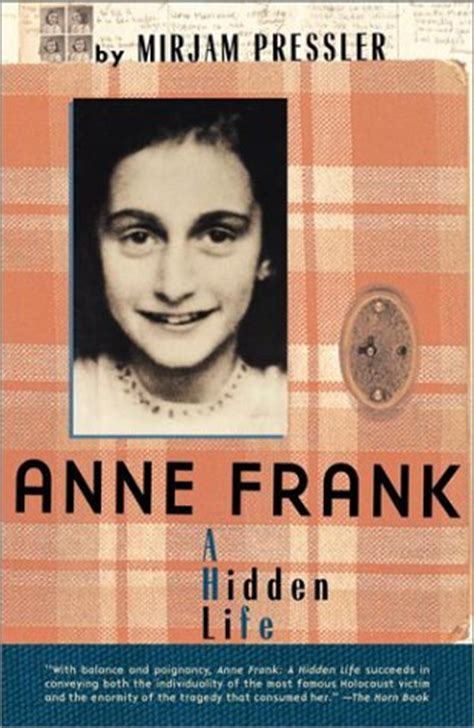 a picture book of frank frank a by mirjam pressler reviews