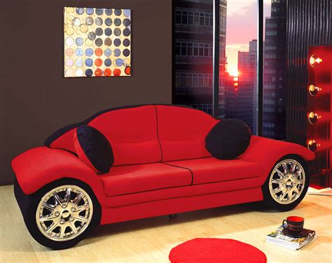 race car bedroom furniture black race car sofa children furniture microfiber new