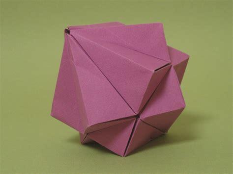 origami polyhedron zing origami polyhedra