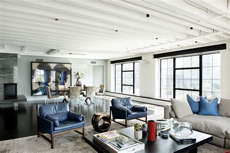 Natural Cleaning Wood Floors by Bold Colors Tastefully Displayed By Laight Street Loft In