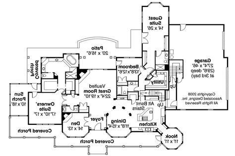 country house floor plans country house plans louisville 10 431 associated designs