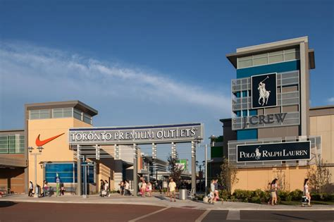 the outlet the top 10 outlet malls near toronto