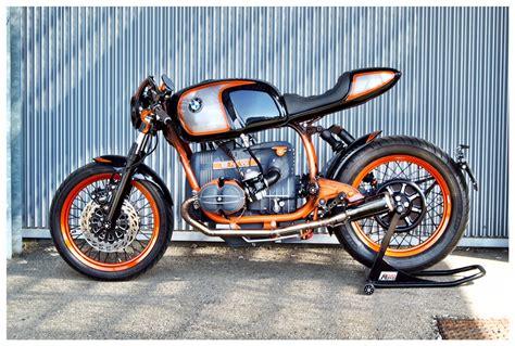 Bmw R65 by Bmw R65 3 Cafe Racer By Toro Moto Bikebound