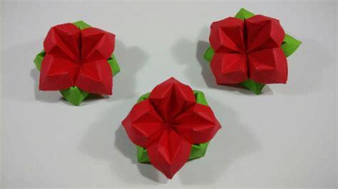 best origami flower origami best easy origami flower ideas on origami flowers