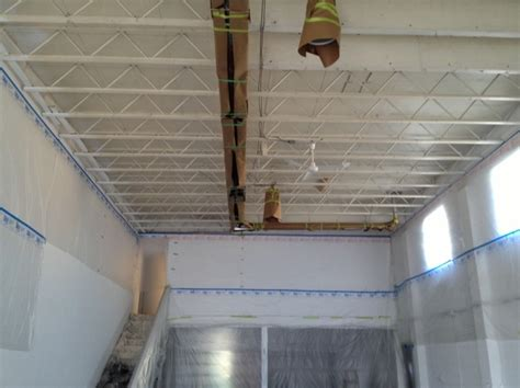 spray painting walls and ceilings painting vancouver a glass act interior
