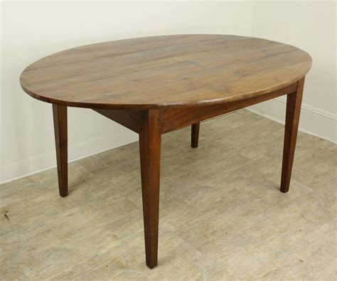 Antique Cherry Dining Table Antique Oval Cherry Dining Table For Sale At 1stdibs