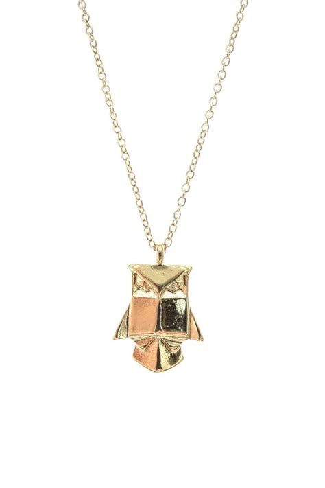owl origami necklace origami owl necklace hooters