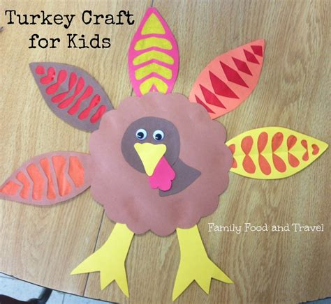 turkish crafts for 10 thanksgiving turkey crafts for livin the