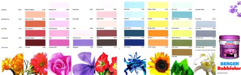 paint colors card colour shade card of berger paints my web value