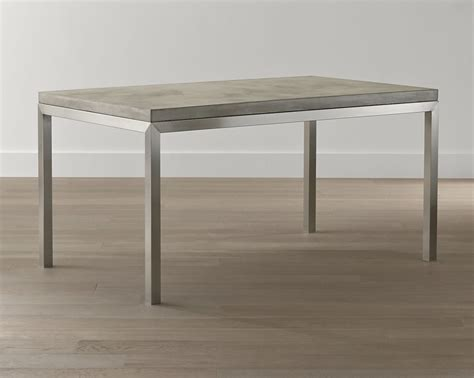 and tables 20 sleek stainless steel dining tables