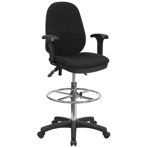 ergonomic drafting table ergonomic drafting chair black multi functional with