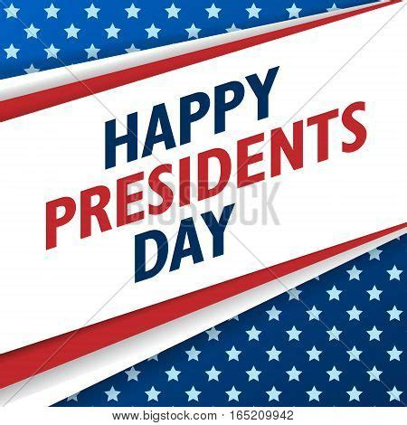 presidents day decorations presidents day background usa patriotic template with
