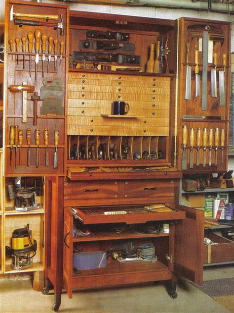 woodworking tool cabinet things organized neatly 40 pictures of ocd