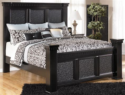 cavallino mansion bedroom set cavallino mansion cal king size bed by signature design