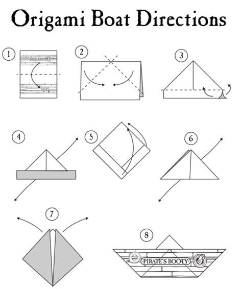 pdf origami aarrrrr ahoy matey pirate s caign celebrates