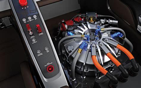 Hybrid Electric Motor by 2011 Porsche 918 Rsr Hybrid Electric Motor Photo 2