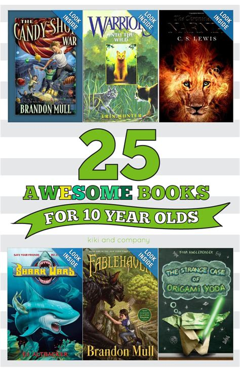 picture books for 10 year olds 25 awesome books for 10 year olds company