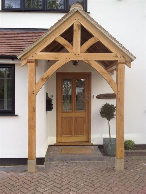 front door canopy designs bespoke green oak porch front door canopy handmade in