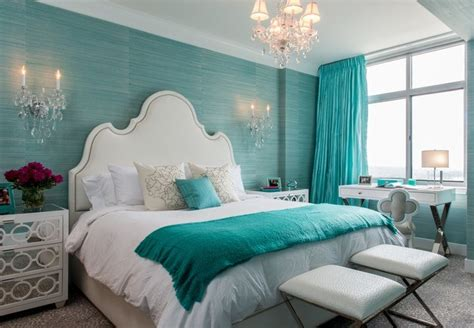 pictures of blue bedrooms 20 charming aqua blue bedrooms color designs with pictures