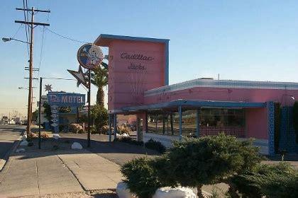 Cadillac Jacks Restaurant by Cadillac Jacks Drive In Diner Pink Motel Locationshub