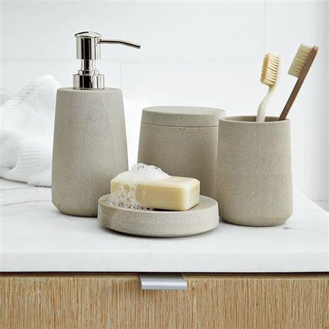 bathroom accessories modern stoneware bath accessories modern bathroom accessories